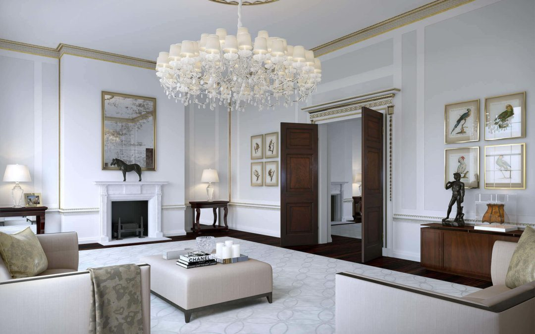 Mayfair Mansion – 'Britain's most expensive fixer-upper'